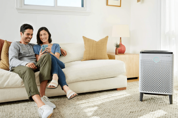 最好的除尘和除螨空气净化器推荐