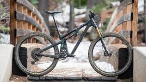 Yeti SB130 TURQ X01山地自行车