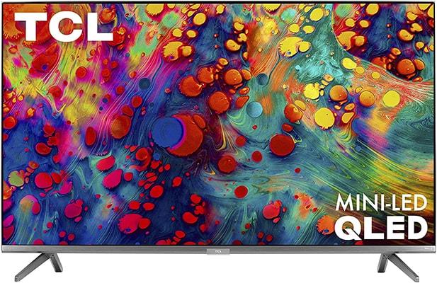 带MiniLED的TCL 6系列QLED(R635)电视
