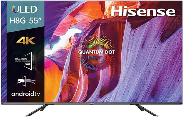 海信H8G量子系列电视