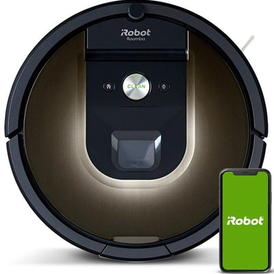iRobot Roomba 980 - 扫地机器人之王