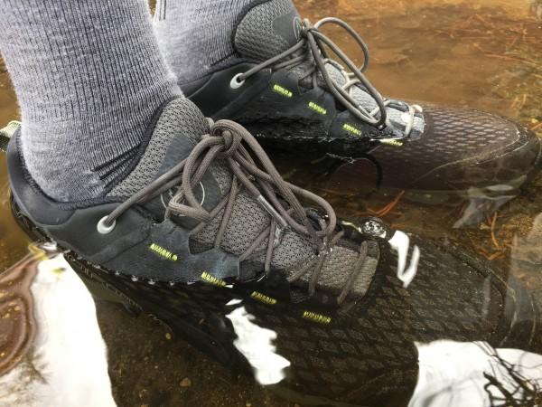 La Sportiva Spire GTX 徒步鞋测评
