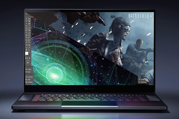 雷蛇刀片15 - 最好的游戏笔记本电脑