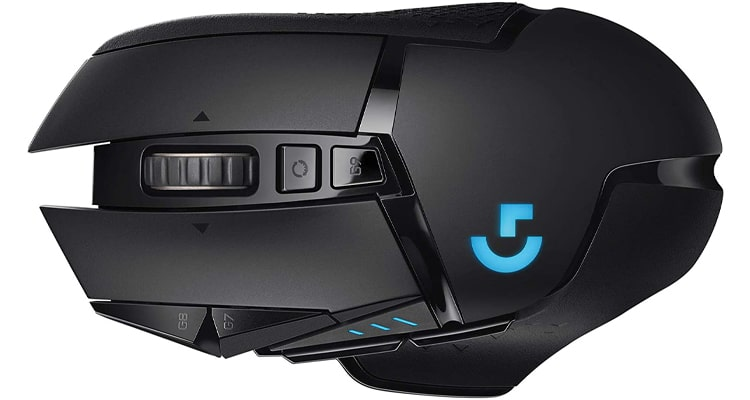 罗技G502 Lightspeed Wireless - 最好的优质游戏鼠标