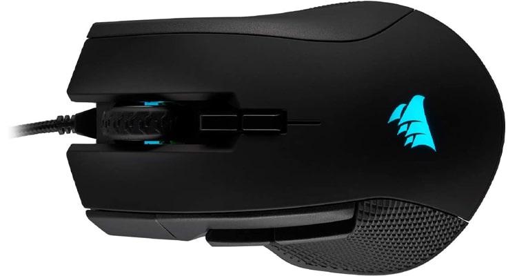海盗船Ironclaw RGB - 适合大手的游戏鼠标