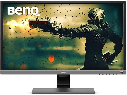 明基EL2870U - 实惠的4K HDR游戏显示器