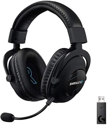 罗技G Pro X Wireless游戏耳机