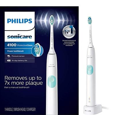 飞利浦Sonicare ProtectiveClean 4100电动牙刷