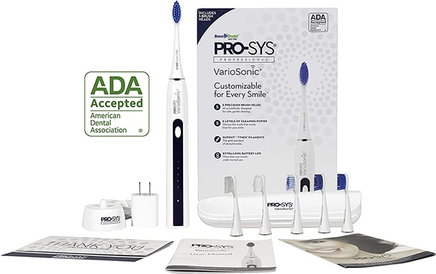 Pro-SYS VarioSonic电动牙刷