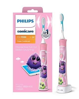 飞利浦Sonicare儿童蓝牙电动牙刷