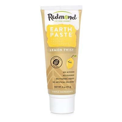 Redmond Earthpaste LemonTwist牙膏
