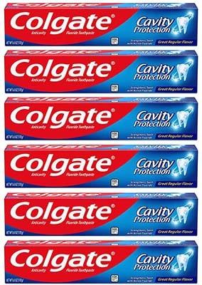 高露洁防蛀牙膏