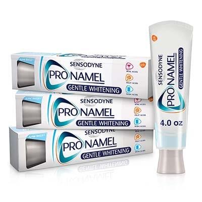 PRONAMEL Sensodyne Pronamel美白强化牙膏