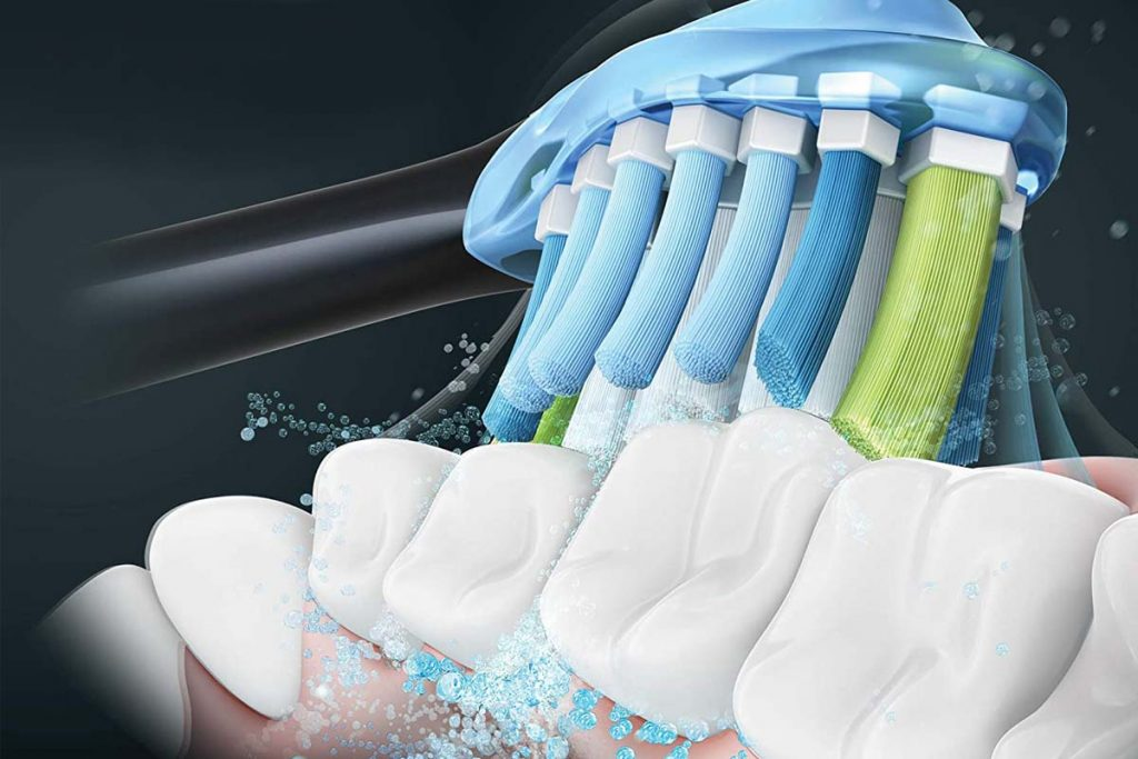 电动牙刷的正确使用方法
